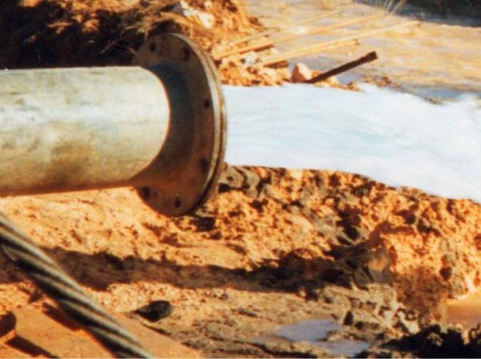 Ventajas y desventajas de los pozos de agua